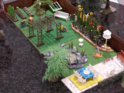 Britains Toys 1960s Miniature Garden: An entire estate looking for a new owner