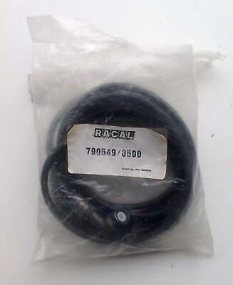 NOS Racal 5m BNC Male to BNC Male Coaxial Cable Part No 790549 / 0500 Cougarnet?