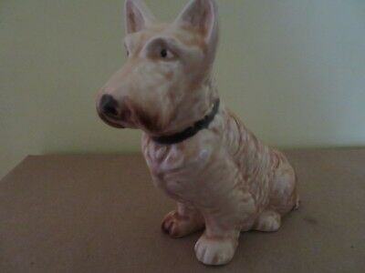"Sylvac ""mac"" Scottie Dog #1205"