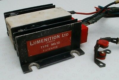 Lumenition Mk10 Electronic Ignition for Classic Car