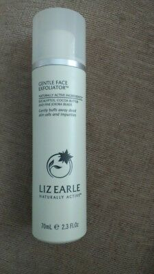 Liz Earle Gentle Face Exfoliator 70 Ml - New