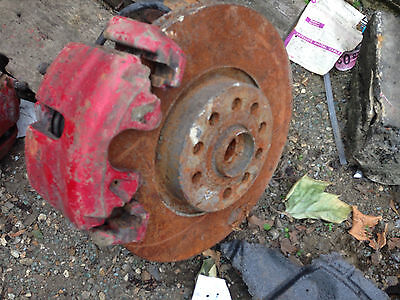 VW Golf/Audi Front Suspension/Brakes/Hubs