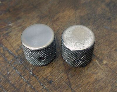 Aged Barrel Knobs Fender®*/Telecaster®*/Esquire®*/Relic®*