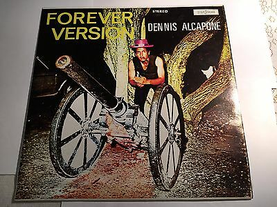 Forever Version Dennis Alcapone Studio One LP exc Hardly played - great DJ