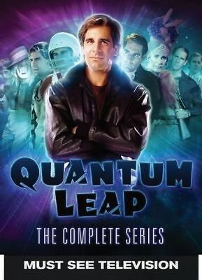 QUANTUM LEAP The Complete Series DVD 2017 18-Disc Set Brand New & Sealed