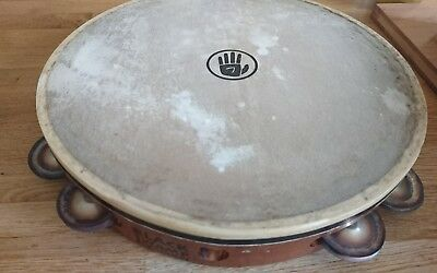 "12"" Professional Tambourine By Black Swamp"