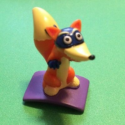 Dora The Explorer Swiper Fox Cake Topper/Figurine