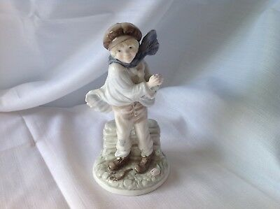 "COALPORT FIGURINE ""THE BOY"" Limited Edition 100yrs of National Children's Homes"