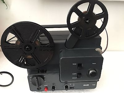 Super8 / Normal8 Filmprojektor - Bauer T180