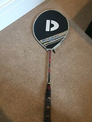 Donnay Badminton racket with case