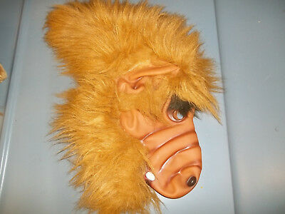 Vintage Collectible 80's Halloween Rubber Mask 'ALF' Full Size Over The Head