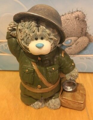 Boxed Me To You Figurine - Soldier, Soldier - 2011 - Very Rare.