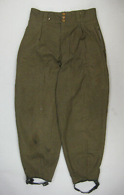 1942 US Army 1st Pattern Wool Mountain Ski Trousers 10th Mountain Division FSSF