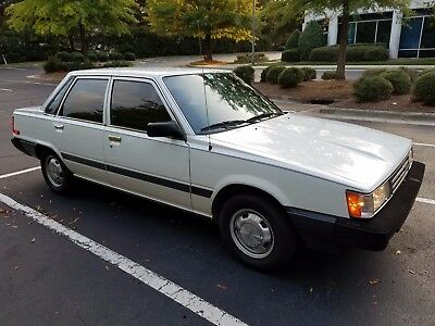 1986 Toyota Camry Base 1986 Toyota Camry. All Original, Classic, Garaged, Mint condition! 85K All OEM!