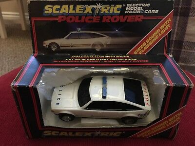 Scalextric C234 Police Rover