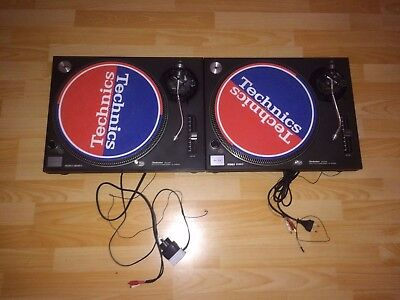 Technics Sl-1210 MKII Turntables