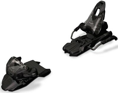 Marker Free Ten Ski Bindings, 100mm, Black