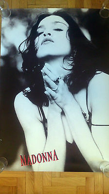 MADONNA LIKE A PRAYER POSTER 100x68 *ROLLED* MINT