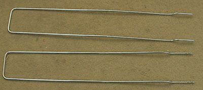 Brother knitting machine lace extension rails