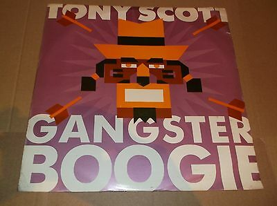 Tony Scott ‎– Gangster Boogie