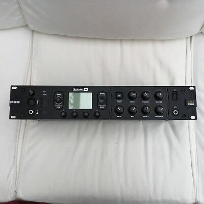 LINE 6 HD PRO Rack great condition