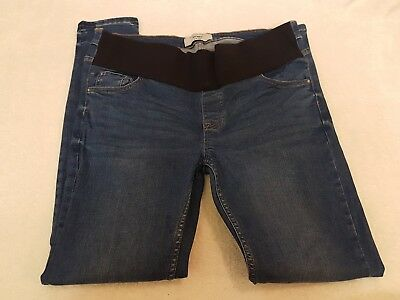 Maternity jeans newlook size 10