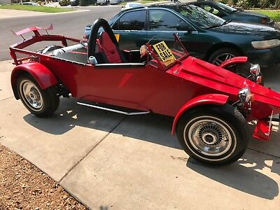1968 Volkswagen Other  VW Custom Barn Find Roadster