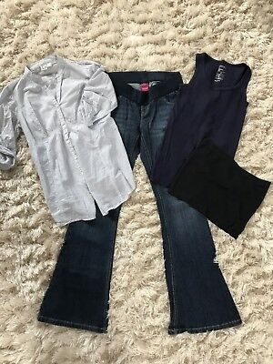 maternity clothes size small lot