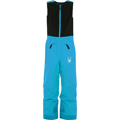 SPYDER Mini Expedition Pant Kids Expandable Electric Blue - size age 7 Years