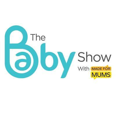 2 x one day Tickets The Baby Show - London Olympia-Fri 20, Sat 21 or Sun 22 Oct