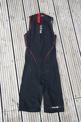 HUUB Triathlon SKN-1 Swim Skin, size ML Black