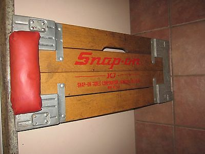 vintage Snap-On creeper JC7 heavy duty