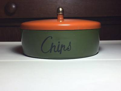 """Vintage nesting snack dishes """"Nuts,Snacks,Chips"""""""