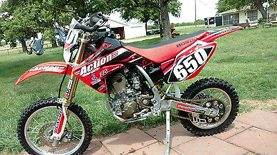 "2007 Honda CRF  UPER TRICK POWERHOUSE Craftsman Honda CRF-250X Custom MX/XC ""Mini-bike""!!!"