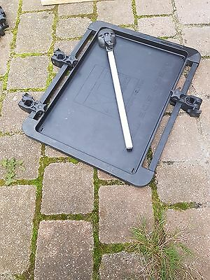 preston innovation mega side tray with leg