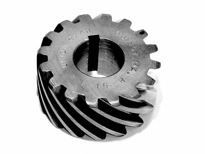 """NEW Union Gear H816L or 8-HE-16-LH Helical  0.873 """" Bore 8 Pitch 16 Teeth"""