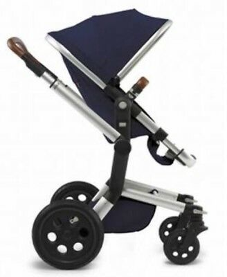 JOOLZ Day Earth Pram With Bassinet In Parrot Blue. Lots Of Extras.