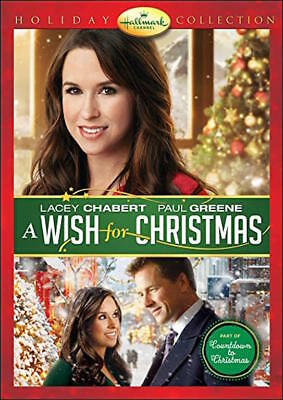 A Wish For Christmas Dvd - Single Disc Edition - New Unopened - Hallmark