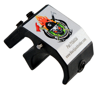 Blackjack BJ005 Thermoplastic Firefighter Helemt Mount