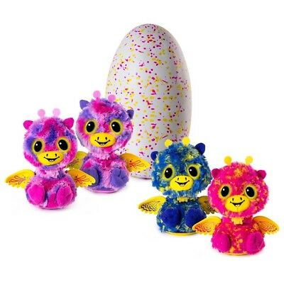 Hatchimals Surprise Twin NEW-Giraven (Colors/ Styles Vary)