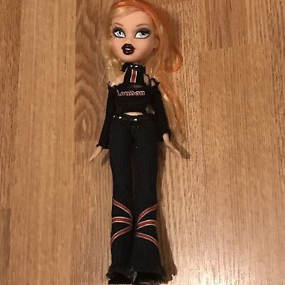 [USED/GOOD FOR OOAK] Bratz Pretty N Punk Cloe
