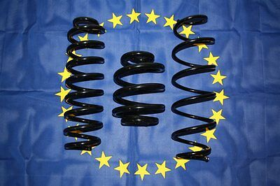 Springs VAUXHALL FRONTERA A 95 - 98, Rear Axle _F1619