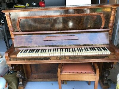 Piano, German Made