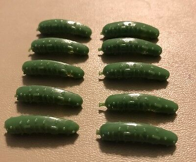 10 HEINZ PICKLE PINS, official collectible, lot of 10 new Heinz 57 Varieties