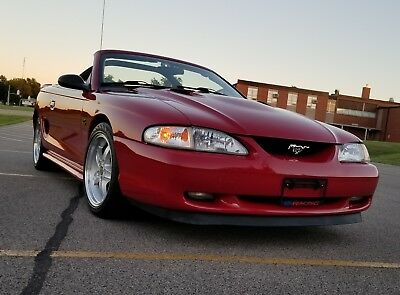 1995 Ford Mustang GT 1995 Ford Mustang GT Convertible