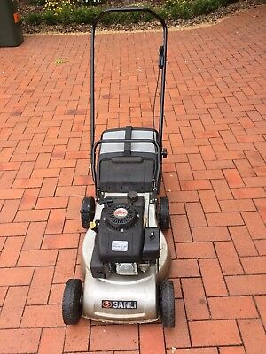 Sanli Power Mulch Lawn Mower