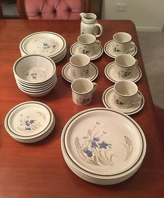 Royal Doulton Hill Top Dinner Set 36 Pieces
