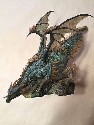 2004 McFarlane Toys Dragons Series 1 Quest for the Lost King Water Clan Figure