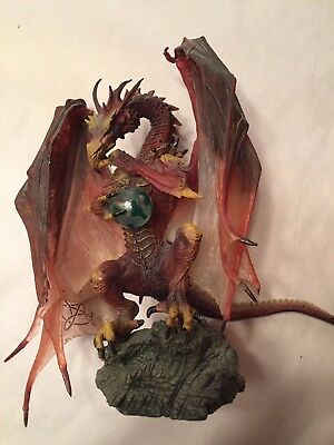 McFarlane Toys Dragons Series 1 Quest for the Lost King Sorcerer Clan Figure '04
