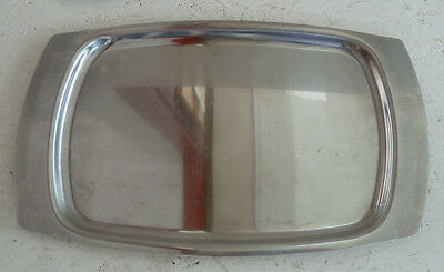 Vintage Old Hall Stainless Steel 38 cm Tray